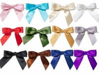 Mini Satin Bows