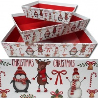 Gift Hamper Trays