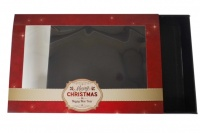 Christmas Sleeves and Acetate Boxes