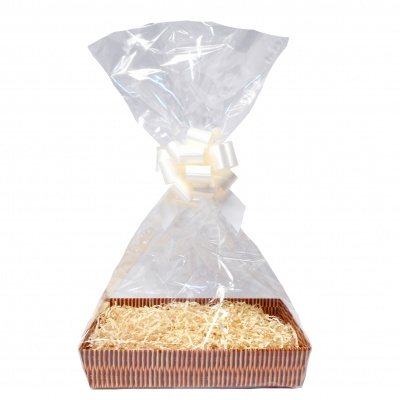 Gift Basket Accessory Kit - 21x16 - CREAM SIZE A