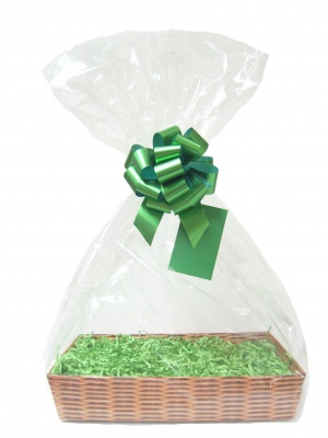 Gift Basket Accessory Kit - 36x25 - GREEN SIZE C