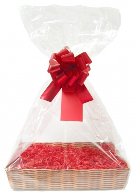 Gift Basket Accessory Kit - 36x25 - RED SIZE C
