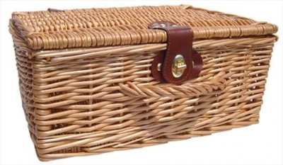 Premium NATURAL Hamper (14'') 36x30x16cm - MEDIUM