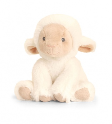 Eco Friendly LAMB by Keel Toys - 14cm