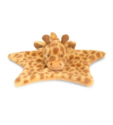 Eco Friendly COMFORTER by Keel Toys - GIRAFFE