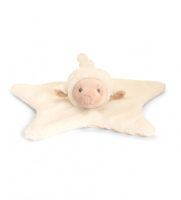 Eco Friendly COMFORTER by Keel Toys - LAMB