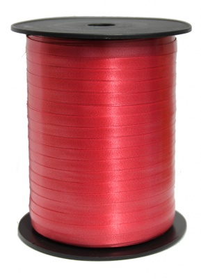 Curling Ribbon 5mm x 500m - RED