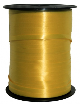 Curling Ribbon 5mm x 500m - YELLOW