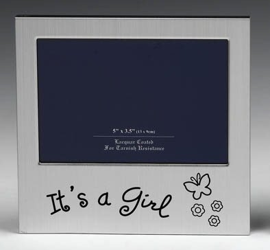 Photo Frame - IT'S A GIRL!