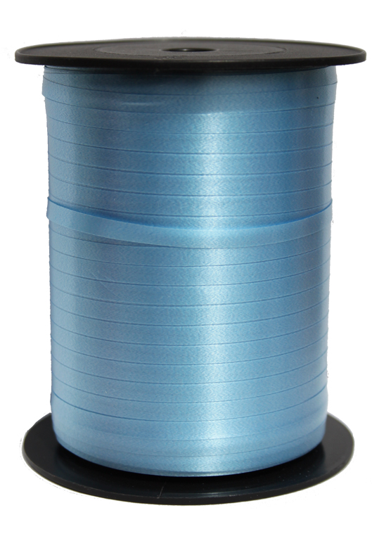 Curling Ribbon 5mm x 500m - BABY BLUE