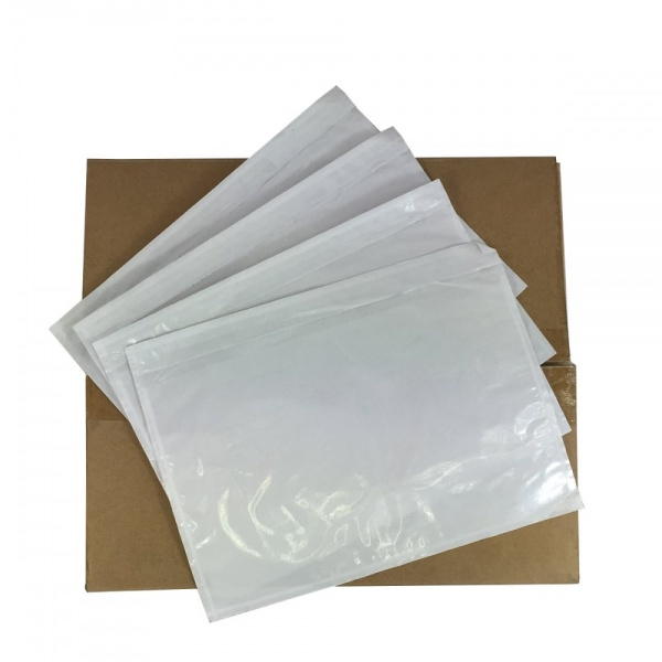 Documents Enclosed Wallets 113x92mm (pk 50)