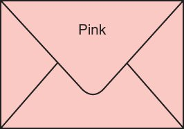 Envelopes for Gift Cards - PASTEL PINK (pack of 100)