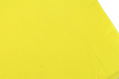 Sheet Tissue - 48 sheets per pack - YELLOW